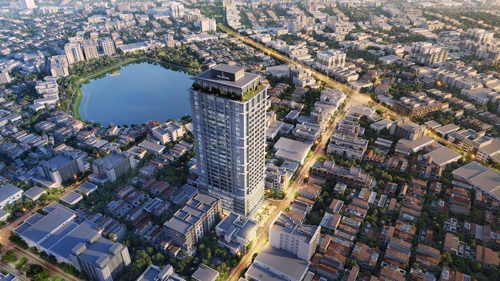 dự án bất động sản khu trung tâm