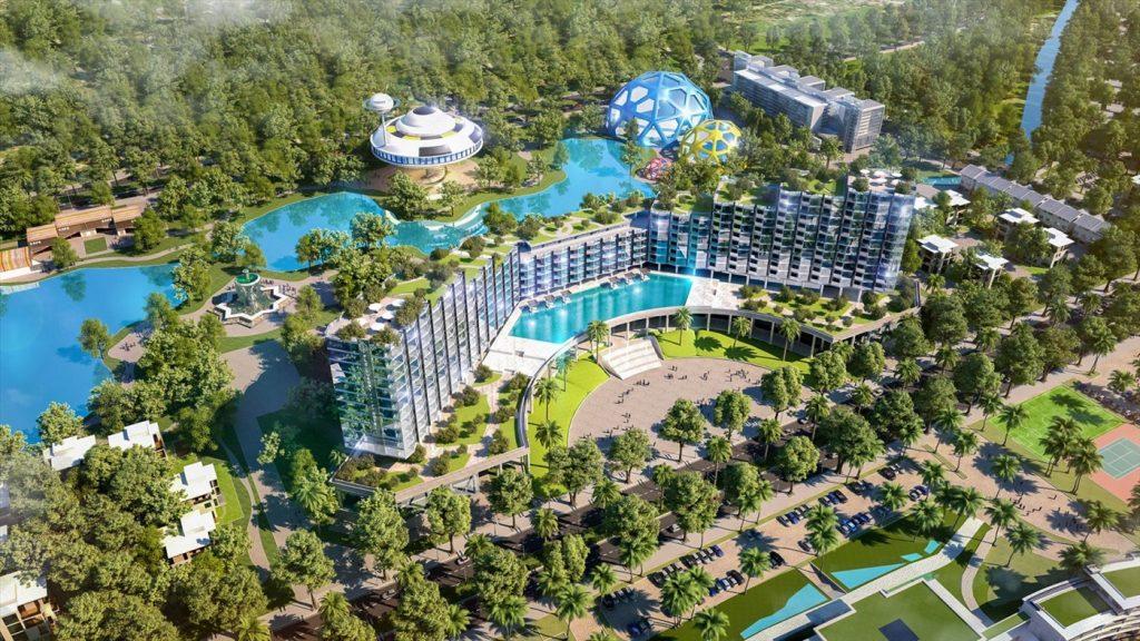 dự án du lịch nghỉ dưỡng của Tập đoàn FLC