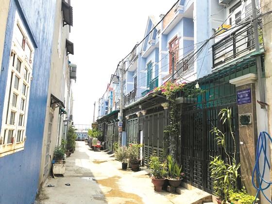 nhà ba chung huyện Bình Chánh
