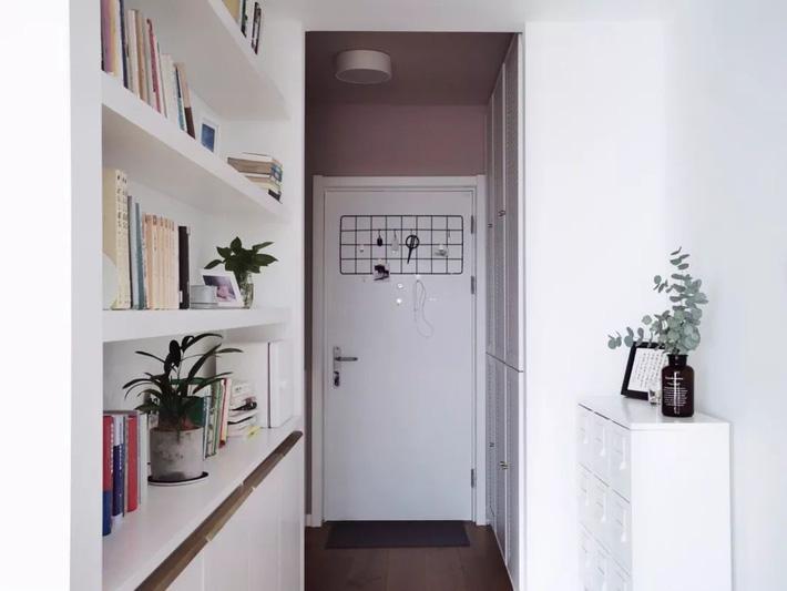 hành lang căn hộ