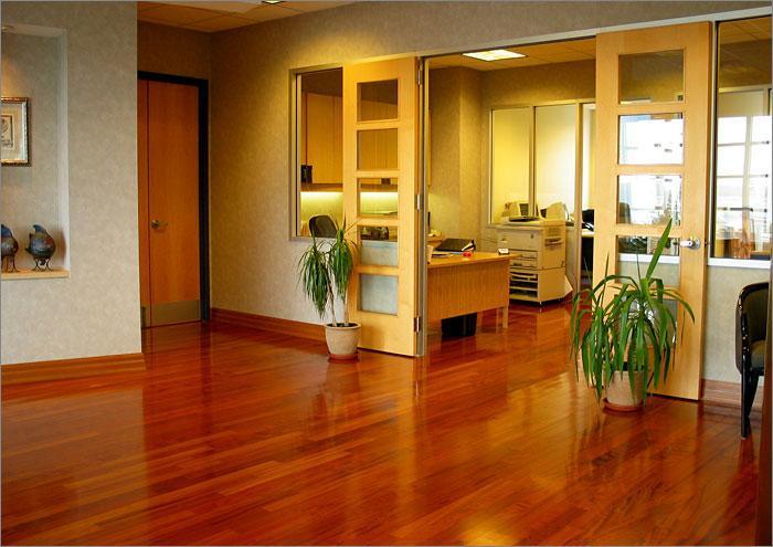 Lựa chọn sàn gỗ tự nhiên