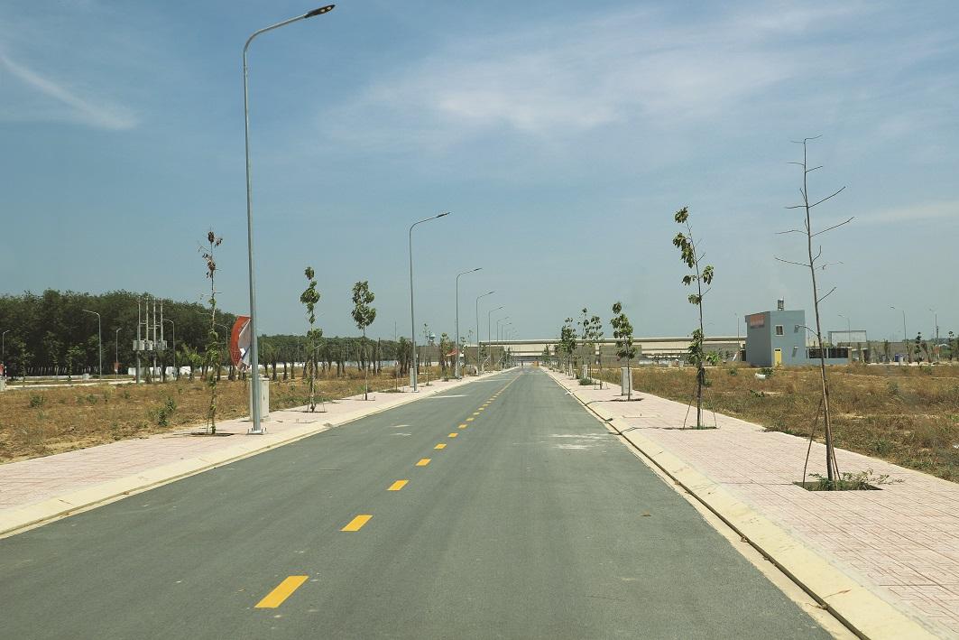 hạ tầng dự án New Times City