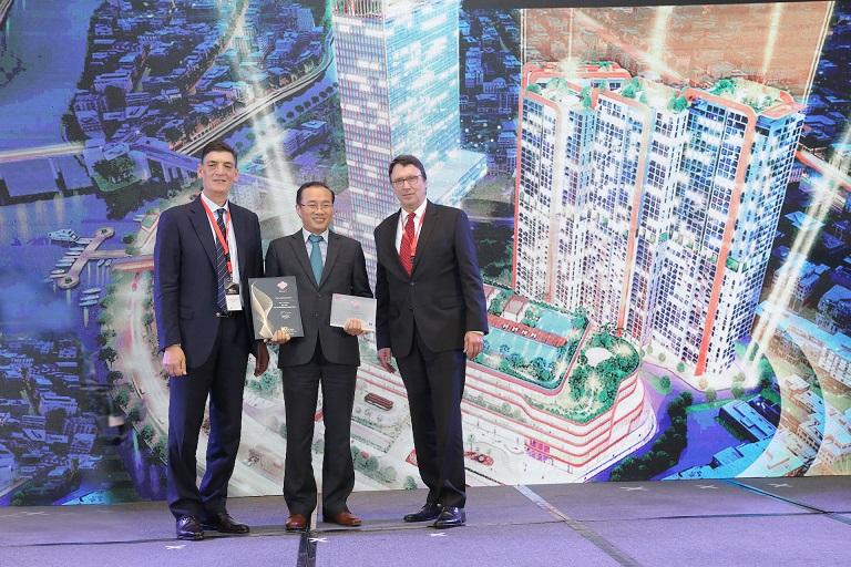 Phú Long nhận giải thưởng