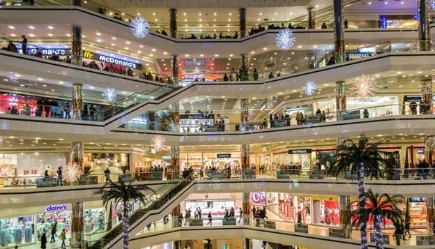 trung tâm thương mại outsight