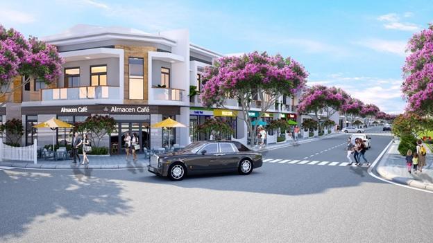 dự án Tân Phước Khánh