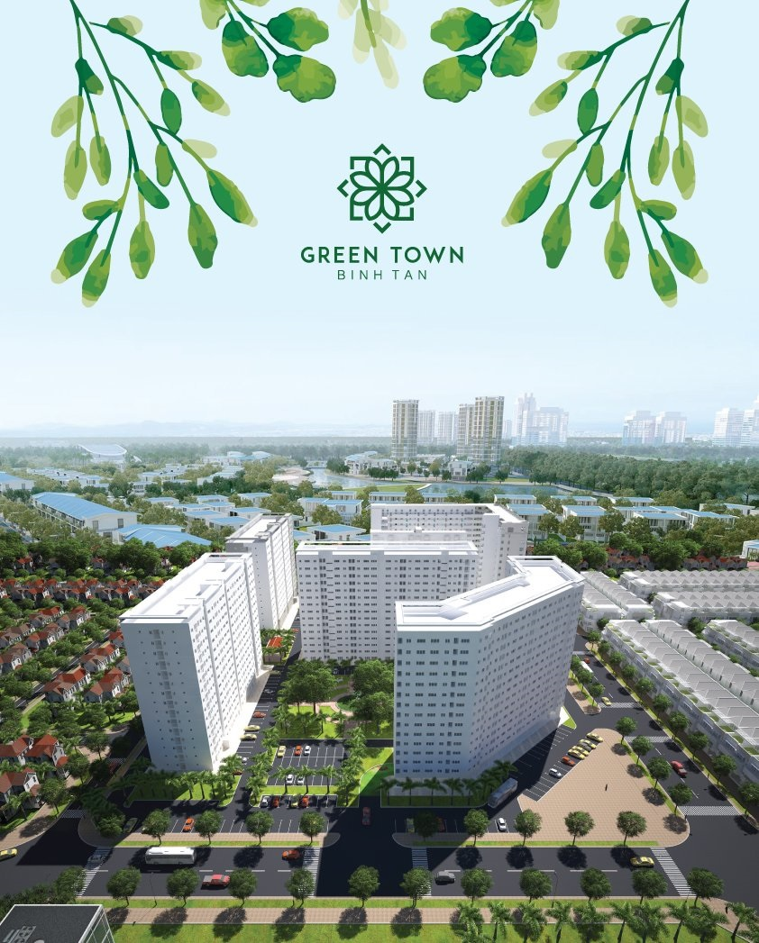 mở bán Green Town Bình Tân