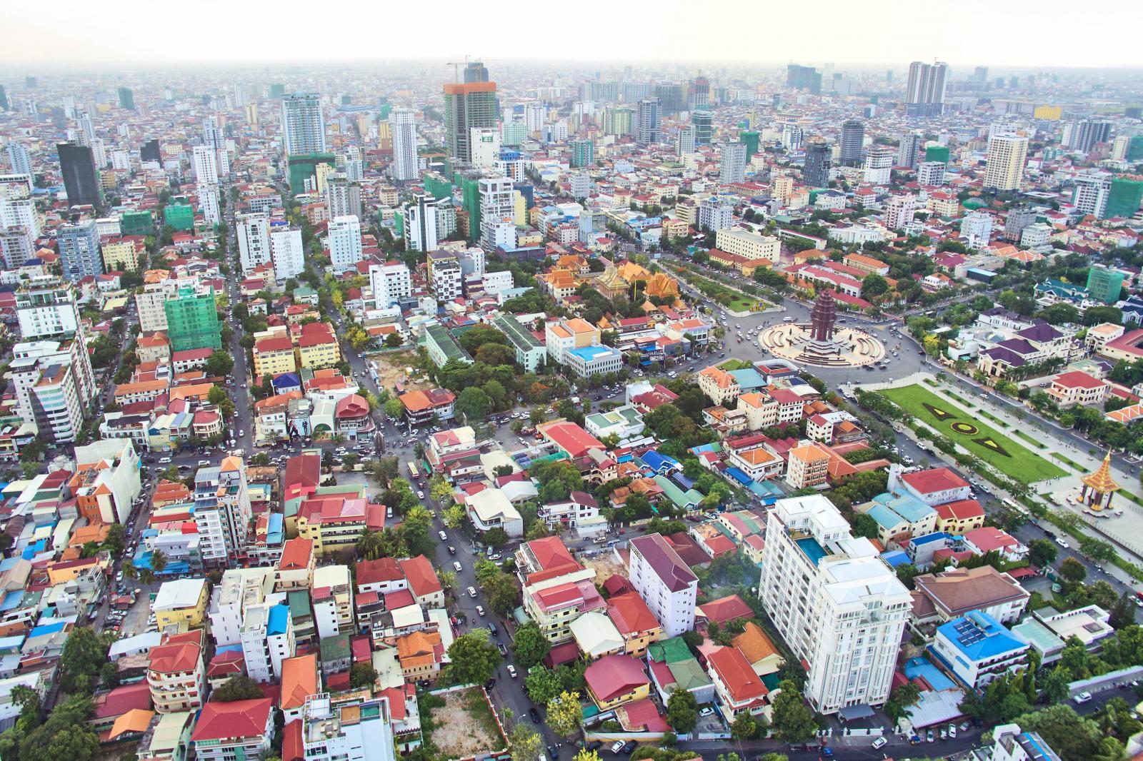 Thá» trÆ°á»ng bất Äá»ng sản Campuchia