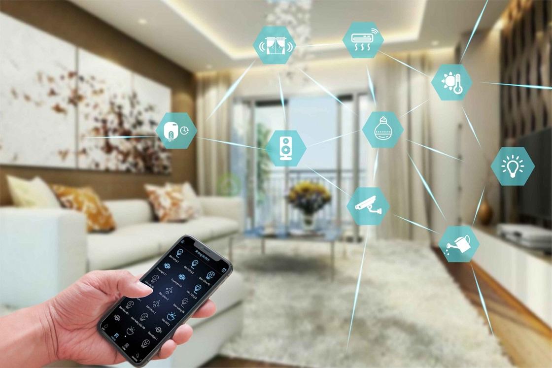 công nghệ thông minh trong nhà ở