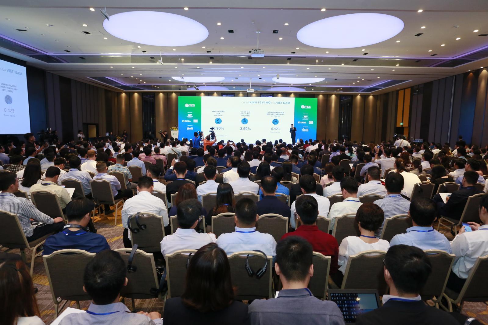 """Hội thảo """"Môi giới bất động sản Việt Nam - chuyên nghiệp và hội nhập quốc tế"""""""