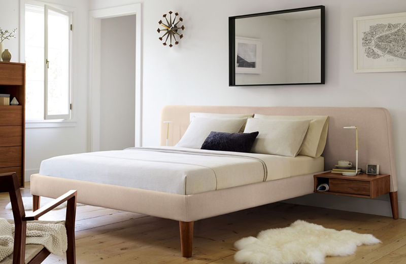 giường tích hợp bàn