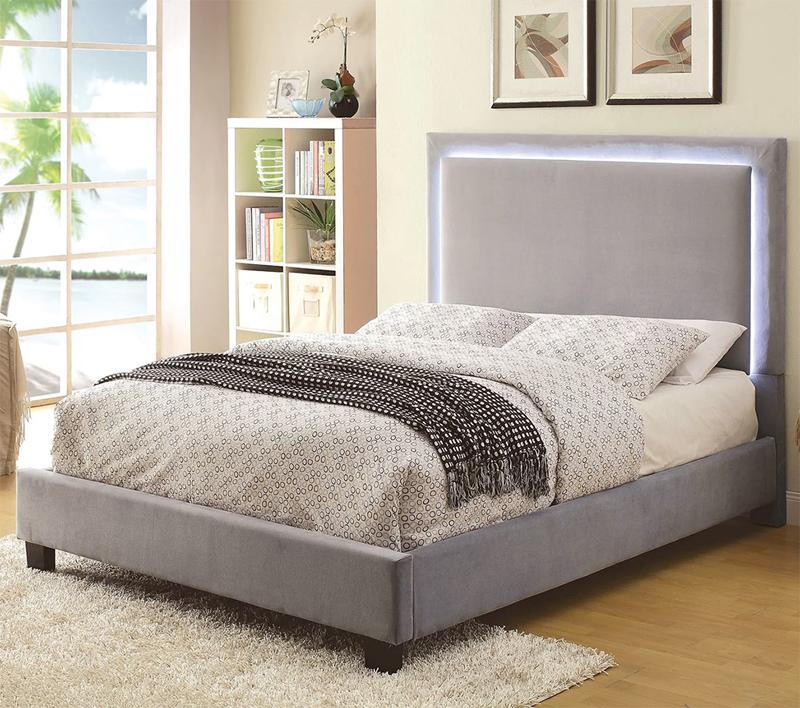 giường tích hợp đèn