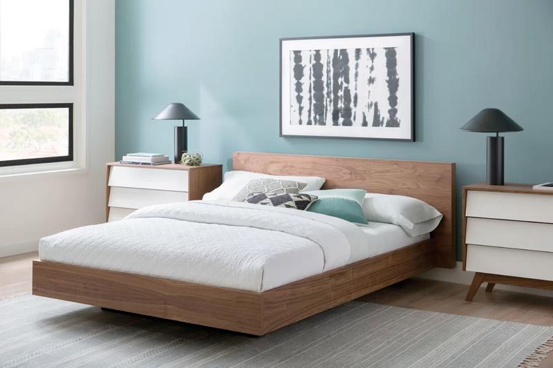 giường không chân