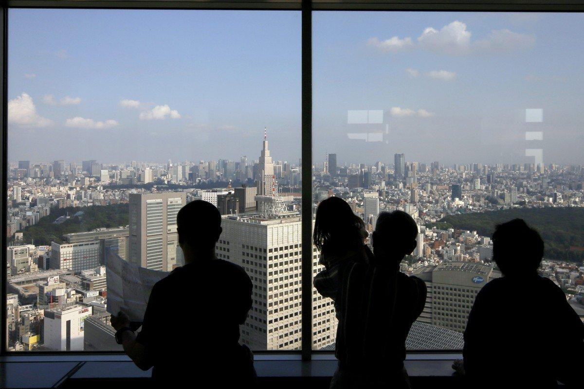 Thị trường nhà đất Nhật Bản