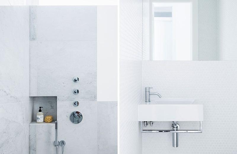phòng tắm dành cho khách