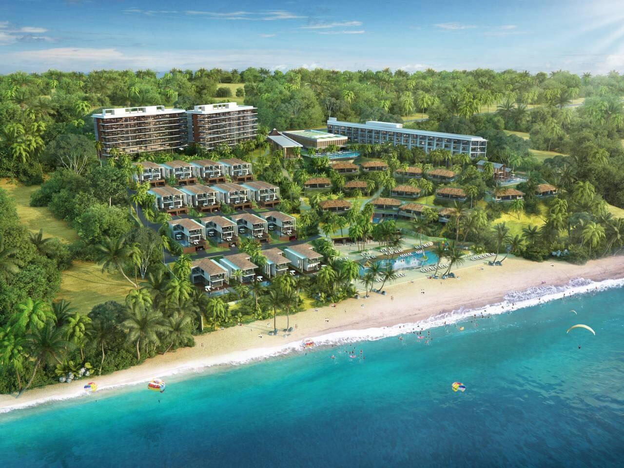 dự án Edna Resort