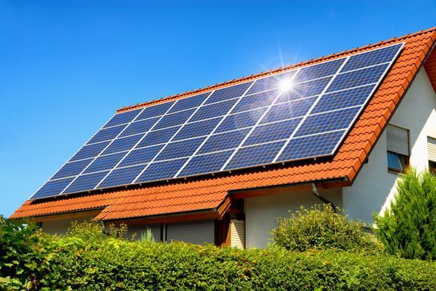 Mái nhà năng lượng mặt trời