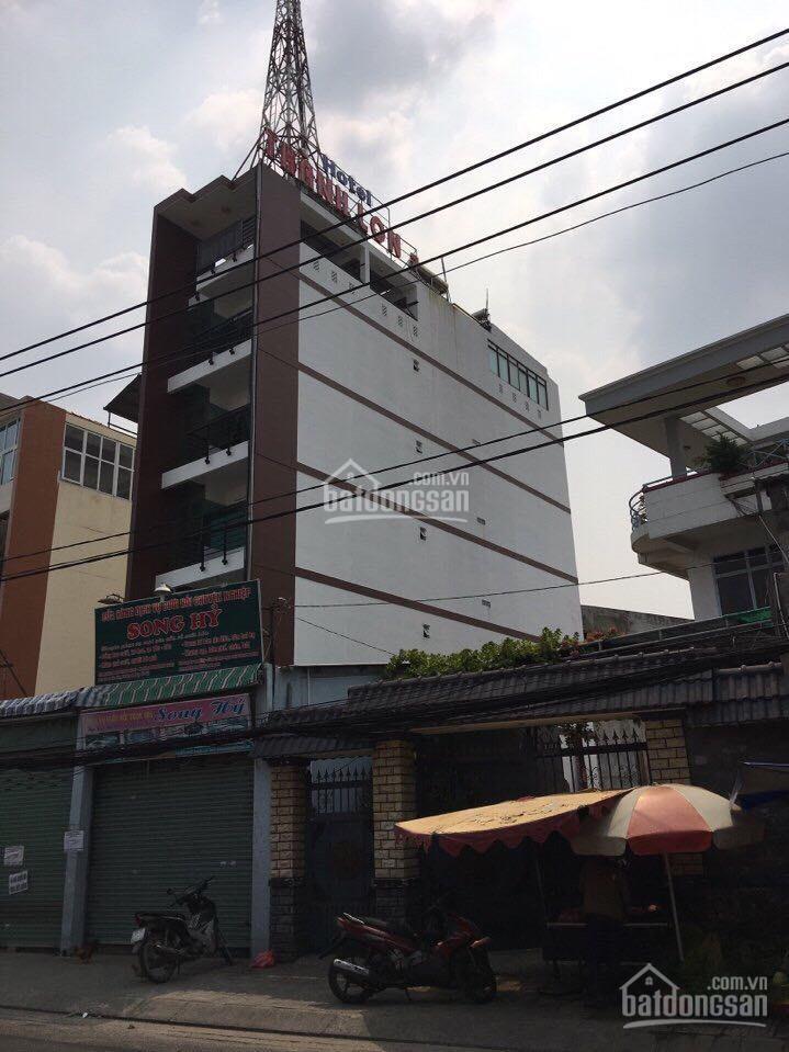 Bán nhà mặt đường 127 lê văn thọ trung tâm quận gò vấp,gần chợ hạnh thông tây