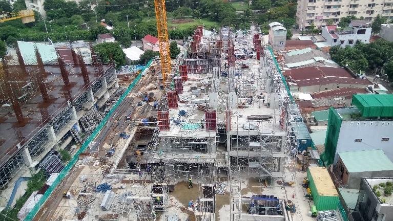 Dự án Bcons Suối Tiên
