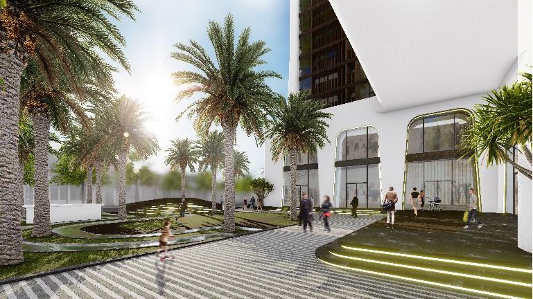 tiện ích nội khu dự án Apec Golden Palace