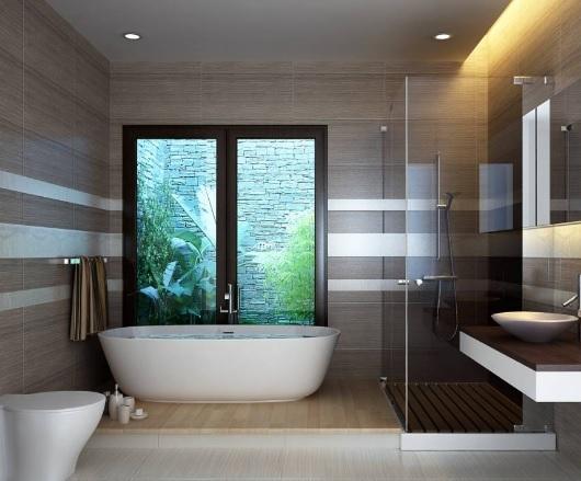 Những lưu ý về phong thủy khi thiết kế nhà vệ sinh 2
