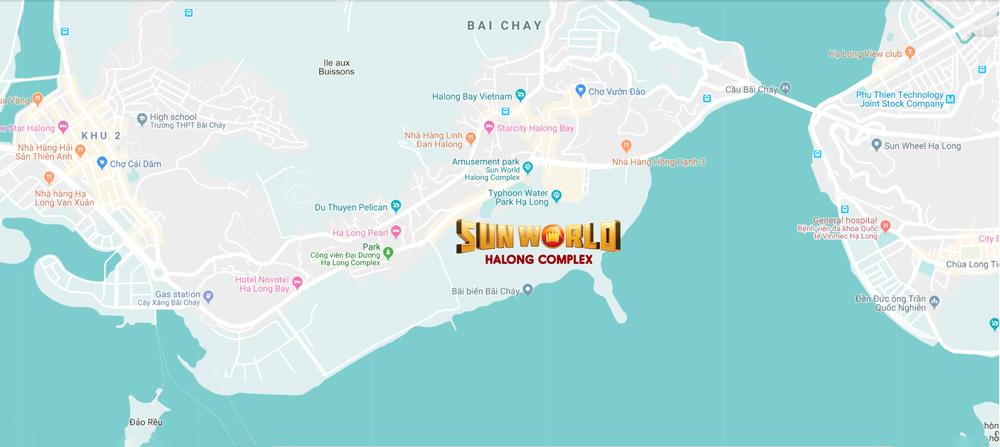 Sun World Ha Long Park   Dự án Khu phức hợp Sun World Ha Long Park