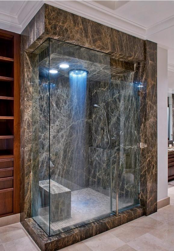 phòng tắm đậm chất tương lai