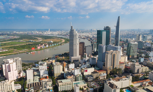 why Saigon central properties are always hot