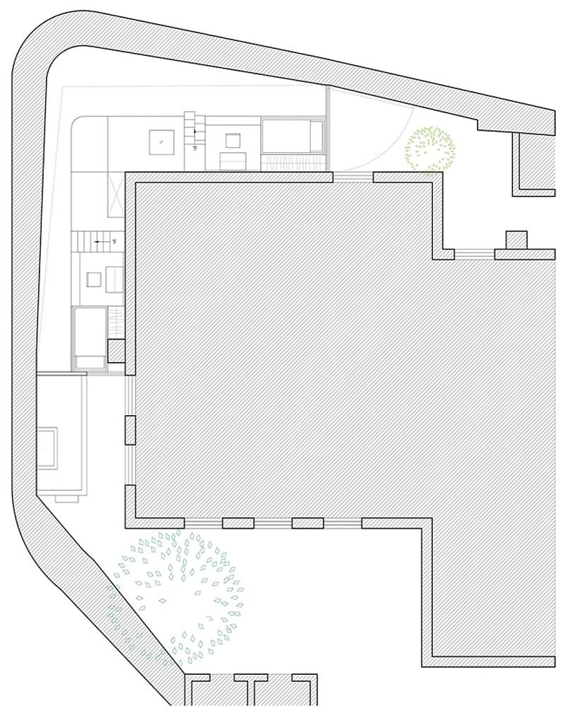 Bản vẽ mặt bằng bố trí nhà