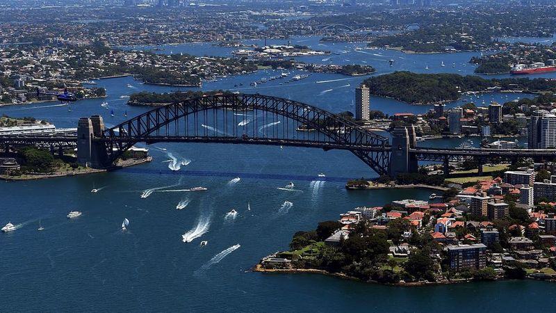 Giá bất động sản Sydney