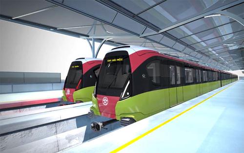 Năm 2021 sẽ khởi công tuyến đường sắt ga Hà Nội - Hoàng Mai