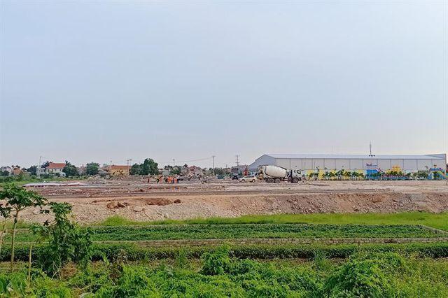 khu dân cư tập trung Yên Giang