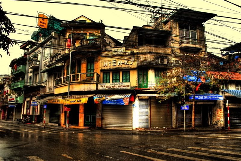 Tham quan Du lịch di sản văn hóa dân tộc phố Cổ Hà Nội