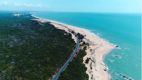 biển Bình Châu – Long Hải
