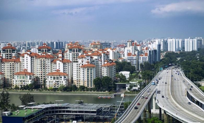 Bất động sản cao cấp Singapore thu hút người Trung Quốc