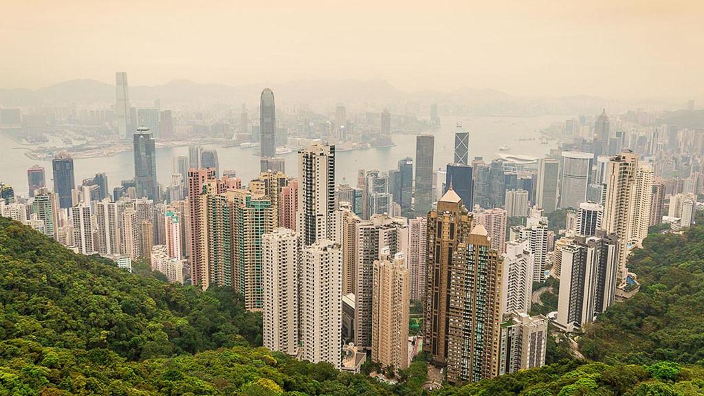 kiến trúc nhà ở Hồng Kông