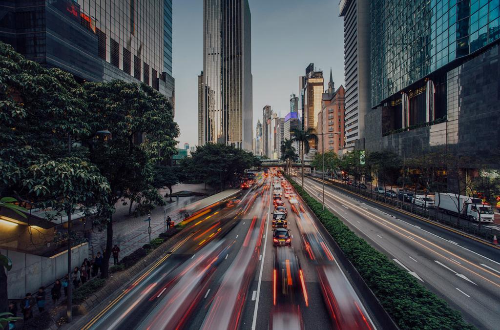 đường phố Hồng Kông