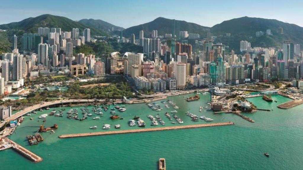 phong thủy Hồng Kông