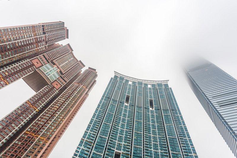 phong thủy nhà cao tầng Hong Kong