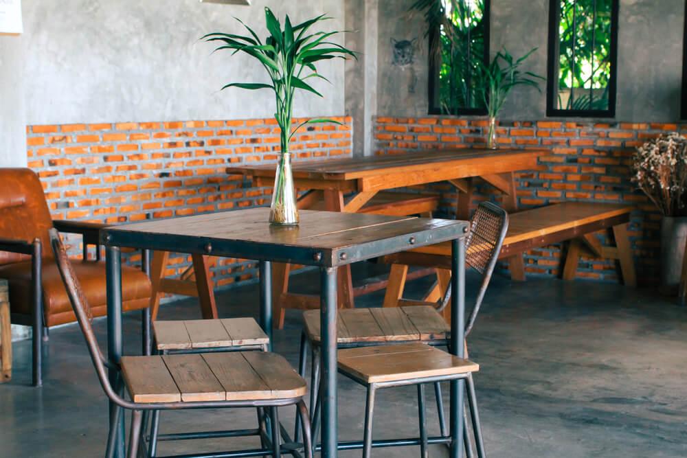 Ứng dụng gạch mộc trong thiết kế nội thất