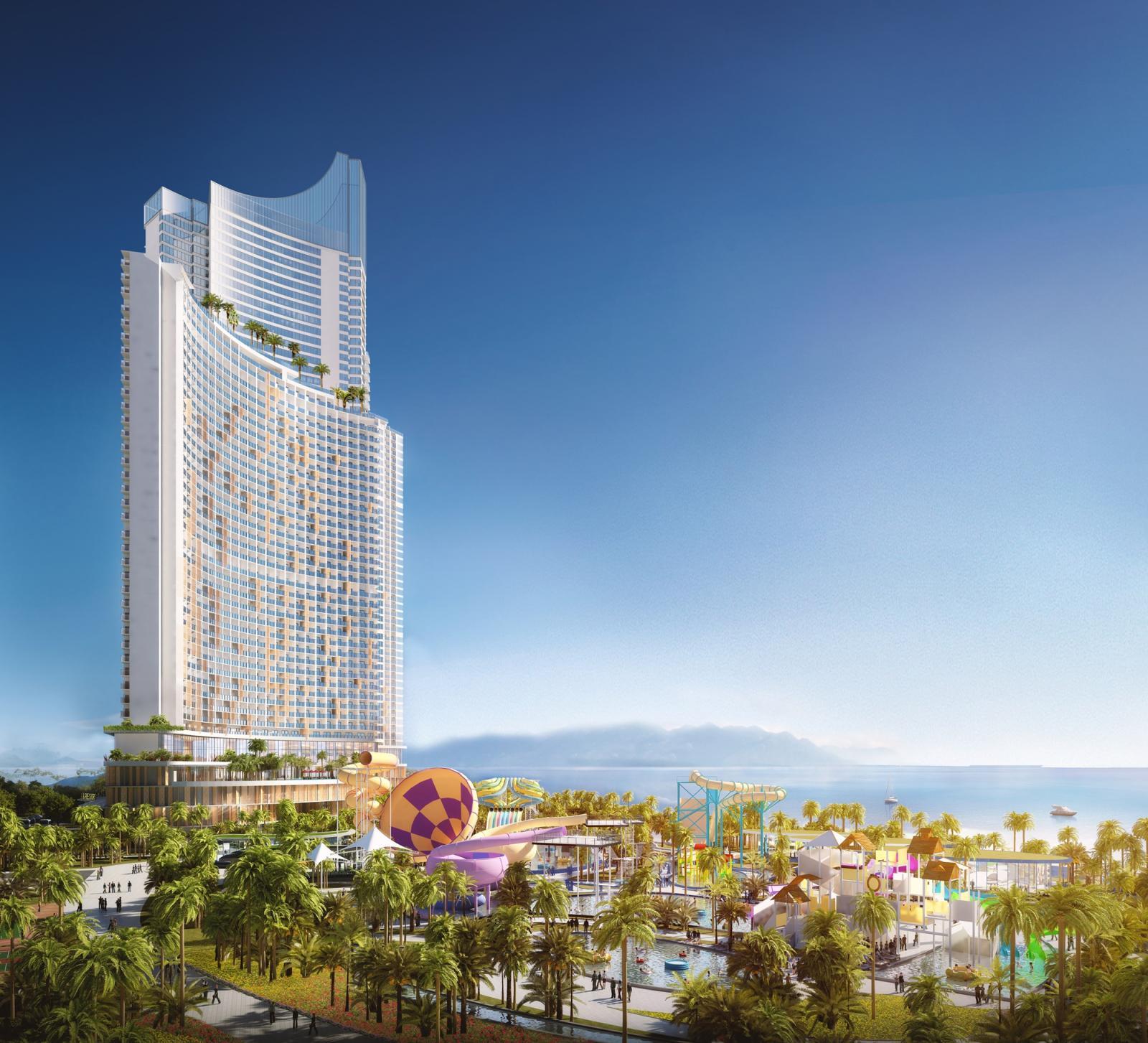 cam kết đầu tư SunBay Park Hotel & Resort Phan Rang