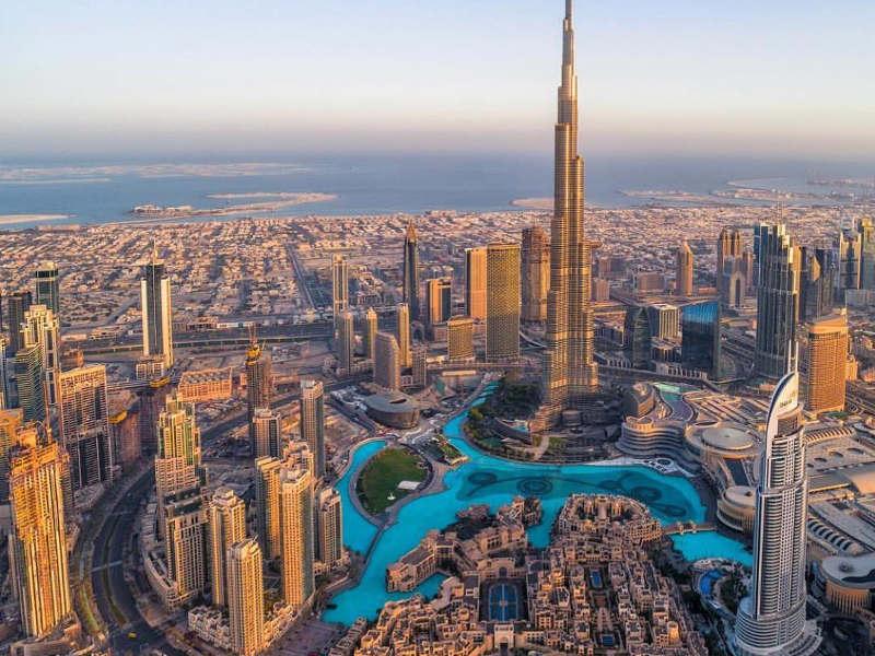 Thị trường bất động sản UAE