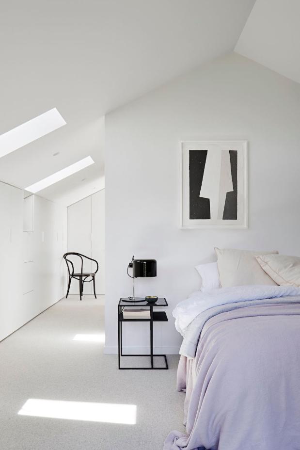 phòng ngủ tối giản đẹp