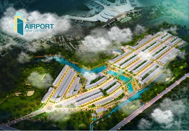 Airport New Center