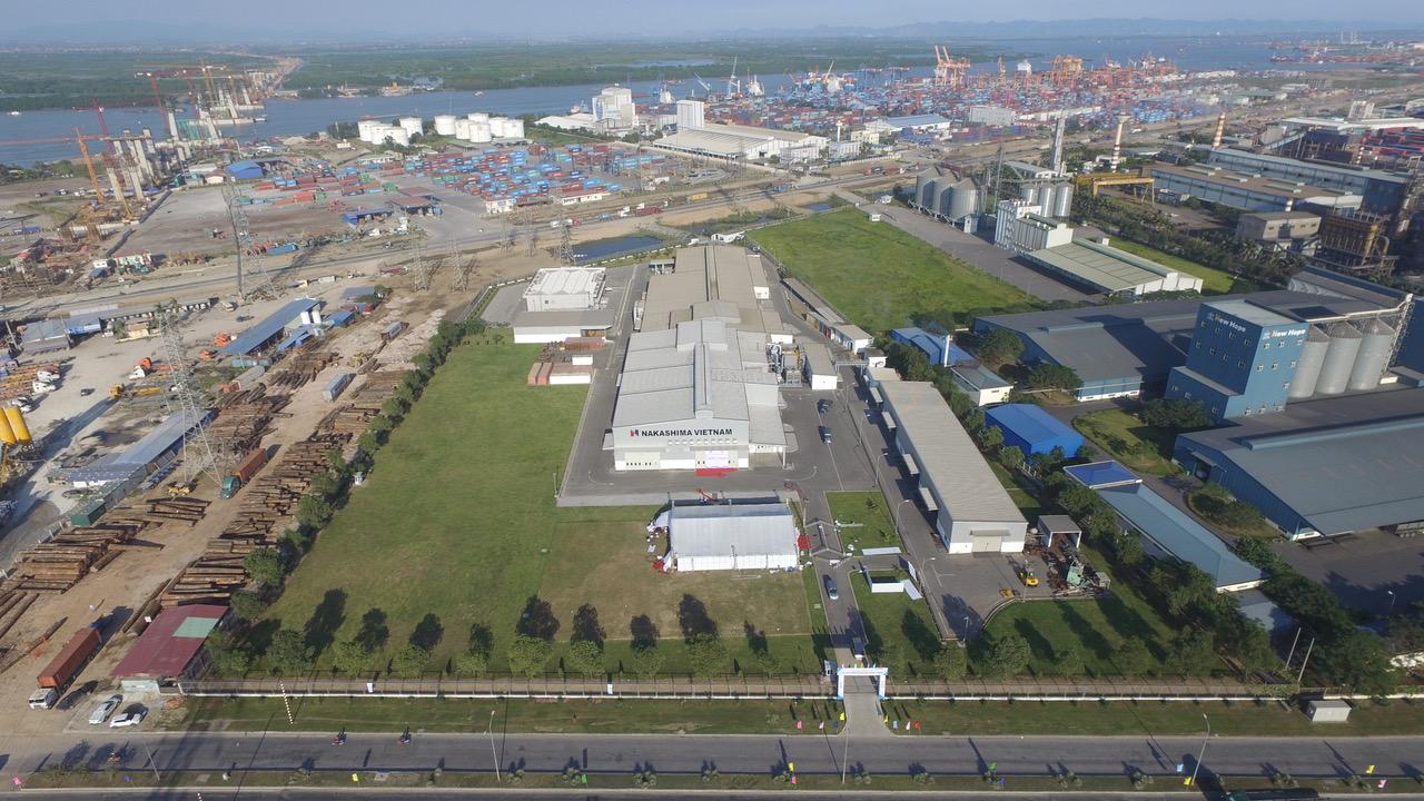 Hai Phong industrial real estate