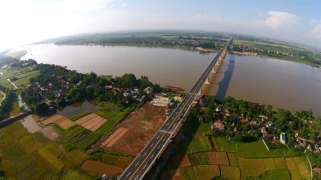 quy hoạch phân khu sông Hồng
