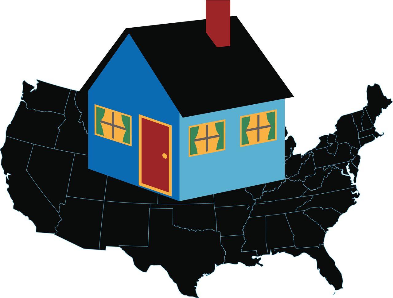 Thuế bất động sản ở đâu thấp nhất nước Mỹ?