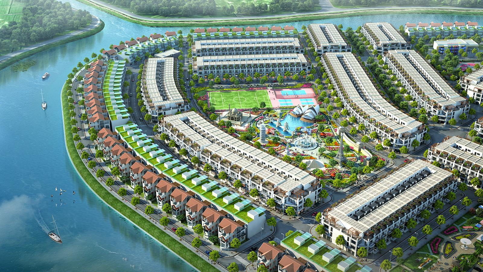 Bán đất dự án khu đô thị đầu tiên tại Nghệ An - TNR Star Diễn Châu - Liên  hệ: 0944637688