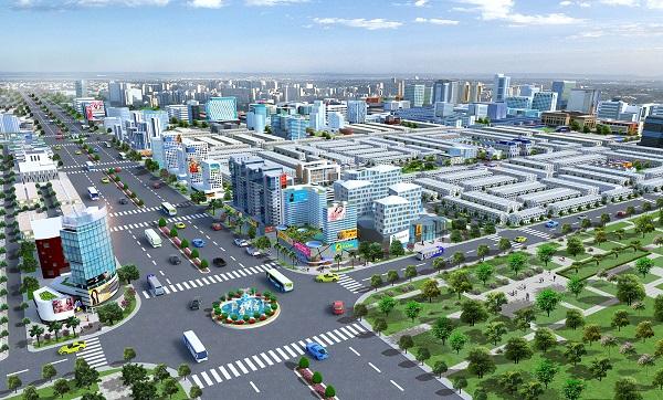 dự án Mega 2 City