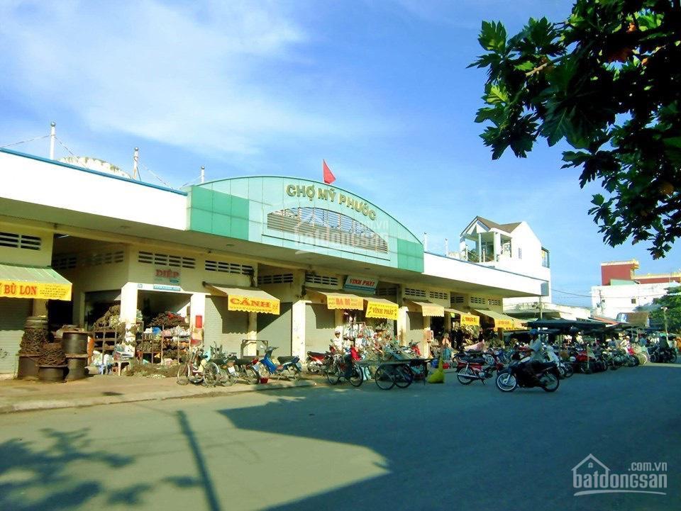 chi tiết Cần bán gấp lô đất giá rẻ bán lỗ thu hồi vốn để mở quán ăn tại Mỹ Phước 3, hỗ trợ NH 50 LH: 0961139638