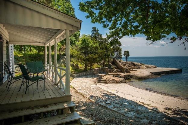 Biệt thự ở Great Island